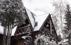 Bury zimą